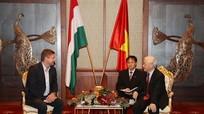 """""""Có một giá trị bất biến giữa Hungary và Việt Nam"""""""