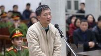 Sáng mai, ông Đinh La Thăng và đồng phạm nhận phán quyết của Tòa án