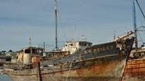 Sử dụng tàu, thuyền quá cũ sẽ bị phạt