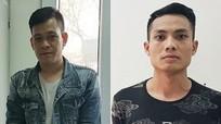 Bắt 2 thanh niên dùng súng bắn trọng thương chủ tiệm tóc