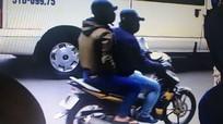 Lộ diện 2 thanh niên nghi dùng súng cướp ngân hàng