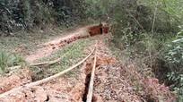 Cảnh báo lũ quét, sạt lở đất ở Thanh Hóa, Nghệ An, Hà Tĩnh