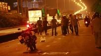 Đi xem đua xe trên Quốc lộ 1A, một thanh niên bị trúng đạn tử vong