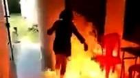 Mâu thuẫn tình cảm, phóng hỏa đốt nhân tình rồi tự thiêu