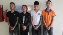 Nghệ An: Khởi tố, tạm giam nhóm giang hồ khét tiếng chuyên cưỡng đoạt tài sản người dân