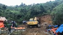 Nghệ An: Bùn đất vùi lấp 2 người phụ nữ khi đang mót quặng thiếc