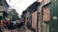 Cháy nhà xưởng ở Hà Nội, 8 người chết