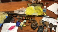 Cuộc vây ráp bắt ông trùm ma túy mang án truy nã đặc biệt ở Nghệ An