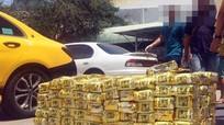 Triệt phá đường dây mua bán gần 500 kg ma túy do người Đài Loan cầm đầu