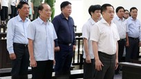 VKS đề nghị không cho cựu thứ trưởng công an hưởng án treo