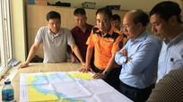 9 ngư dân Nghệ An được cứu sống xin ở lại tìm kiếm người thân