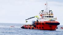 Điều tàu có thiết bị siêu vi tìm kiếm 9 ngư dân Nghệ An mất tích