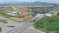 Nghệ An: 8 tháng có gần 2.000 tỷ đồng vốn đầu tư vào KKT Đông Nam và các khu công nghiệp