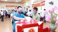 Chủ tịch Ủy ban Bầu cử tỉnh: Cuộc bầu cử thành công tốt đẹp, thực sự là ngày hội của toàn dân