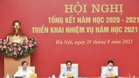 Thủ tướng Chính phủ yêu cầu xây dựng kế hoạch tiêm vắc xin cho học sinh