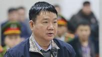 Bị cáo Đinh La Thăng xin lỗi Đảng, Nhà nước, xin lỗi nhân dân