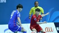 HLV tuyển futsal Việt Nam: 'Đã có kế sách để đánh bại Uzbekistan'