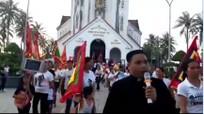 Linh mục Đặng Hữu Nam chống phá chính quyền, xúc phạm người Việt Nam