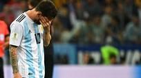 ĐT Argentina họp nội bộ, cầu thủ đòi 'bẻ ghế' HLV?