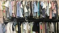 Cẩn trọng rước bệnh từ quần áo 'sida'