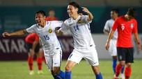 Malaysia quật ngã Hàn Quốc, đứng đầu bảng E