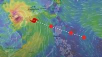 Siêu bão Mangkhut có thể ảnh hưởng trực tiếp đến Nghệ An