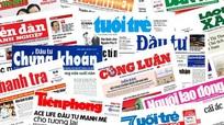 Nhà nước chỉ đầu tư cho một số báo thực hiện nhiệm vụ chính trị