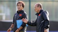 HLV Park Hang-seo làm cố vấn cho trợ lý Lee ở đội U22 Việt Nam