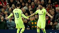 Barca đánh sập Man Utd tại Nhà hát của những giấc mơ