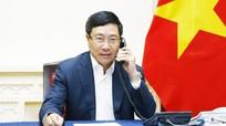 Việt Nam trao đổi với Singapore về phát biểu 'xâm lược Campuchia' của Thủ tướng Lý Hiển Long