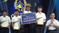 Sau Nghệ An và Khánh Hòa, Cần Thơ có vé chung kết Olympia năm 2019