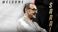 Juventus bổ nhiệm HLV Sarri