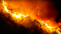 Nghệ An huy động 6 lượt xe cứu hỏa và 3 tiểu đội sang chữa cháy rừng ở Nghi Xuân