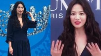 Song Hye Kyo mặc gợi cảm sau khi ly hôn Song Joong Ki