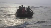 Đi đánh cá bằng thuyền thúng trên biển, một ngư dân Nghệ An mất tích
