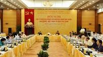 Đại hội Đảng lần thứ XIII: Tiểu Ban Kinh tế - Xã hội xin ý kiến nguyên lãnh đạo Đảng, Nhà nước