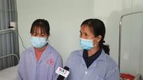 Nữ sinh THPT và mẹ nhiễm Covid-19 tại Vĩnh Phúc xuất viện