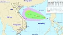 Áp thấp nhiệt đới trên biển Đông
