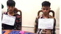 Hai thanh niên liều lĩnh vận chuyển 6.000 viên hồng phiến qua chốt kiểm dịch Covid-19