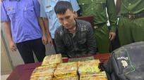 Trùm ma túy tạo vỏ bọc chủ đại lý bán sơn ở Nghệ An
