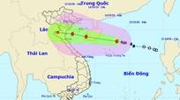 Nghệ An ra công điện khẩn ứng phó với bão số 7