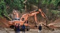 Sạt lở vùi lấp 53 người ở Quảng Nam