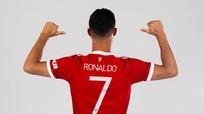 Ronaldo được mặc áo số 7 huyền thoại tại MU