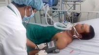Nam thanh niên dùng điện thoại  livestream cảnh treo cổ tự tử