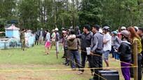 Kẻ chém bác ruột tử vong bị bắt trên đường trốn sang Lào