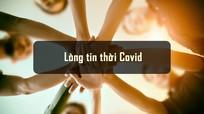 Lòng tin thời Covid