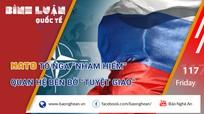 NATO tố Nga 'nham hiểm', quan hệ bên bờ 'tuyệt giao'