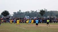 Giao lưu bóng đá quyên góp giúp đỡ trẻ em mắc bệnh hiểm nghèo