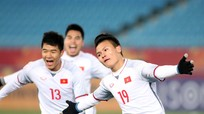Giá cầu thủ U23 Việt Nam tăng chóng mặt