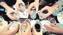 Bệnh nhân ngộ độc rượu tăng đột biến